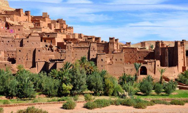 Ontdek en proef de sfeer van Marokko