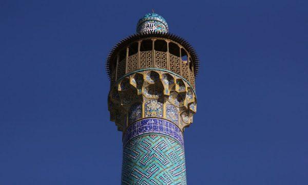 Iran Esfahan Imam Shah moskee