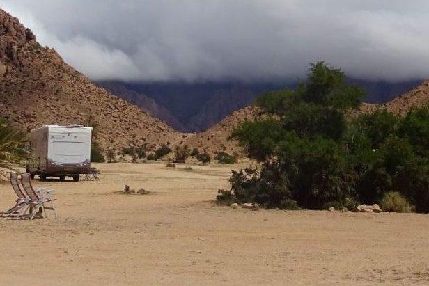 Met de camper naar Marokko met TME