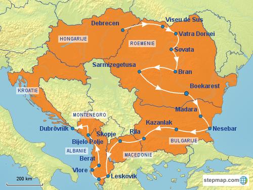 Camperreis Door De Balkan Tailor Made Expeditions