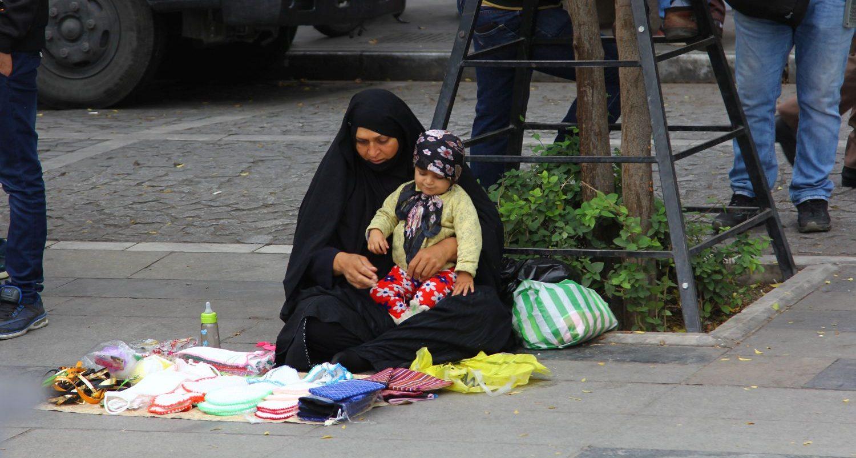 Iran Teheran markt
