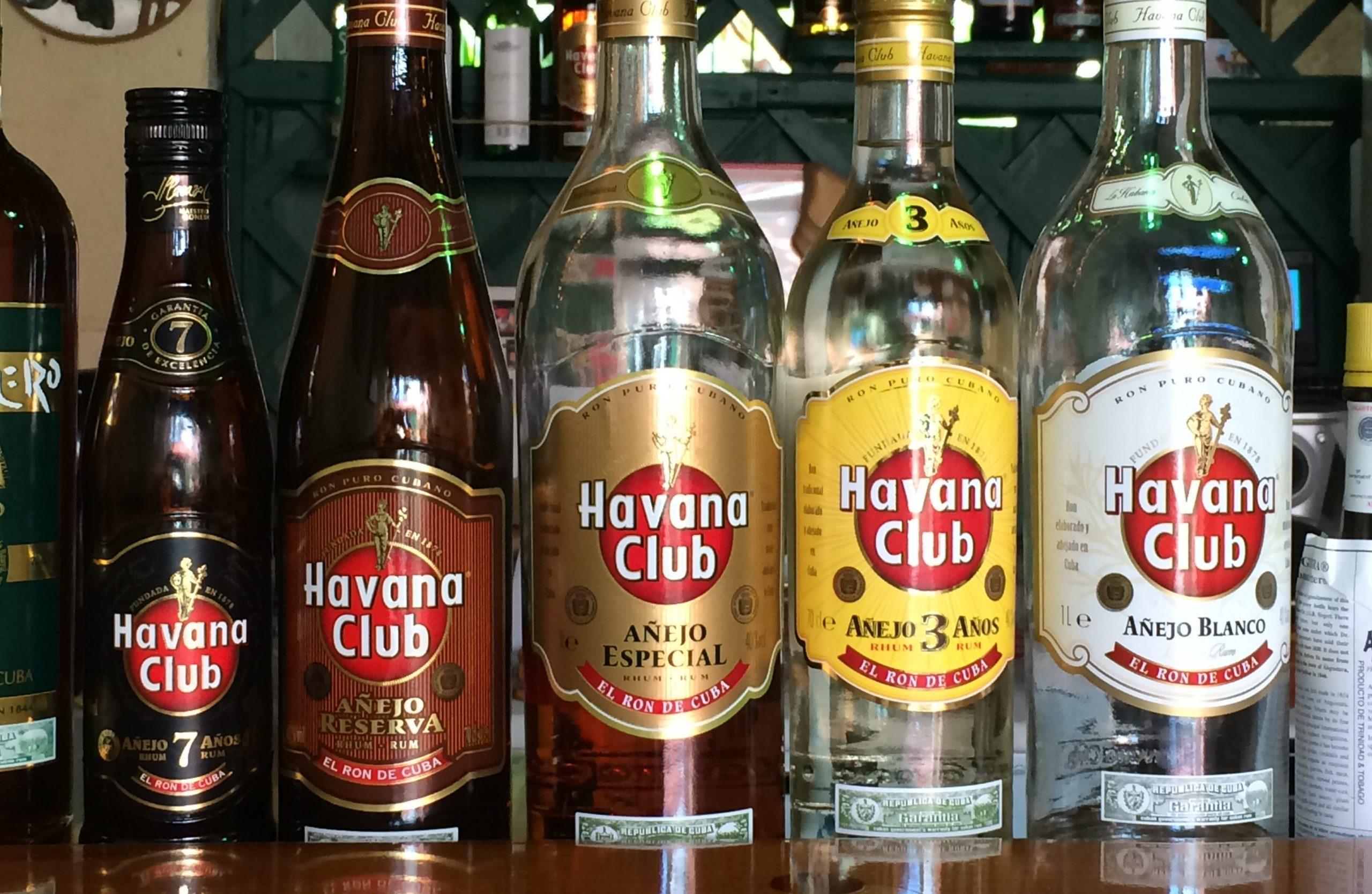 Camperreis Cuba: Cubaanse rum