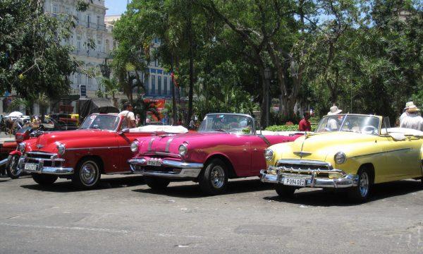 Cuba oldtimers