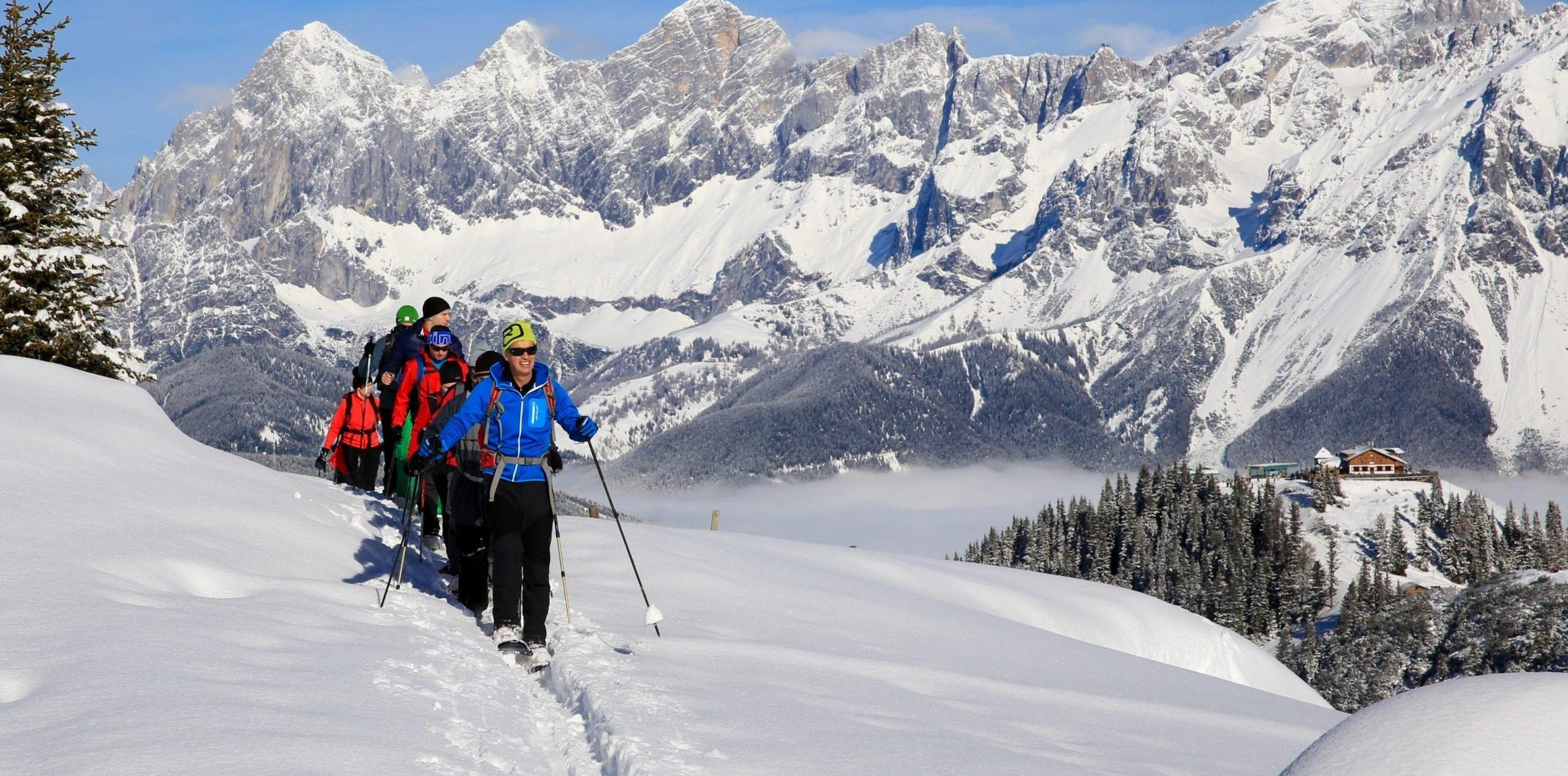 Oostenrijk | sneeuwschoenwandelen