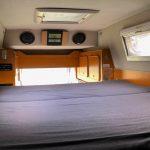 interieur huurcamper Japan Big Van
