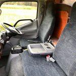 interieur huurcamper Japan Toyota camroad