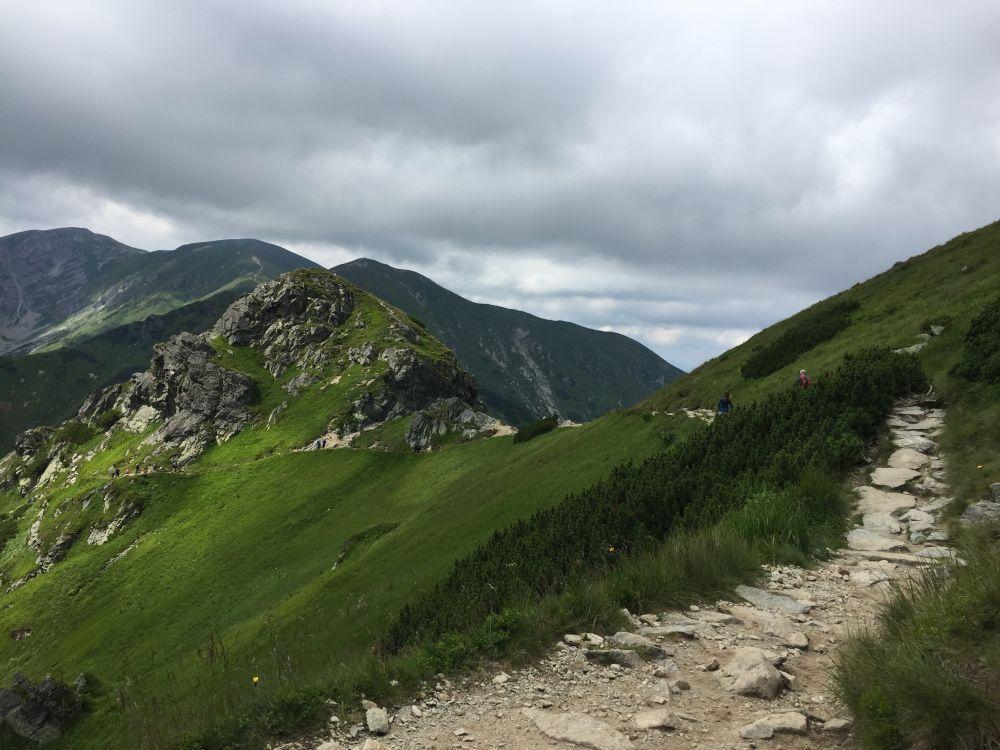 Tatra gebergte Polen | met de camper naar Polen