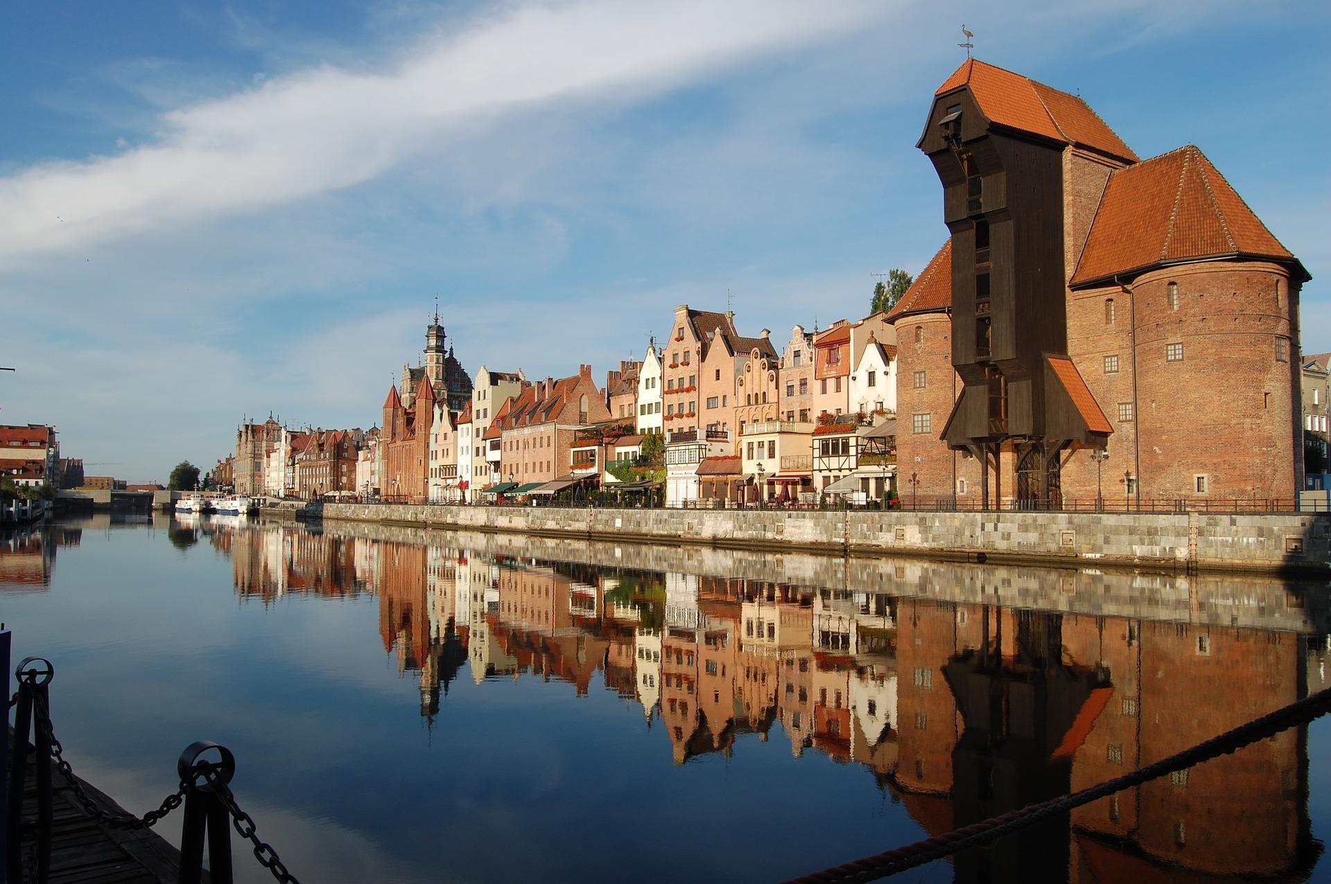 Polen | gdansk-oude centrum