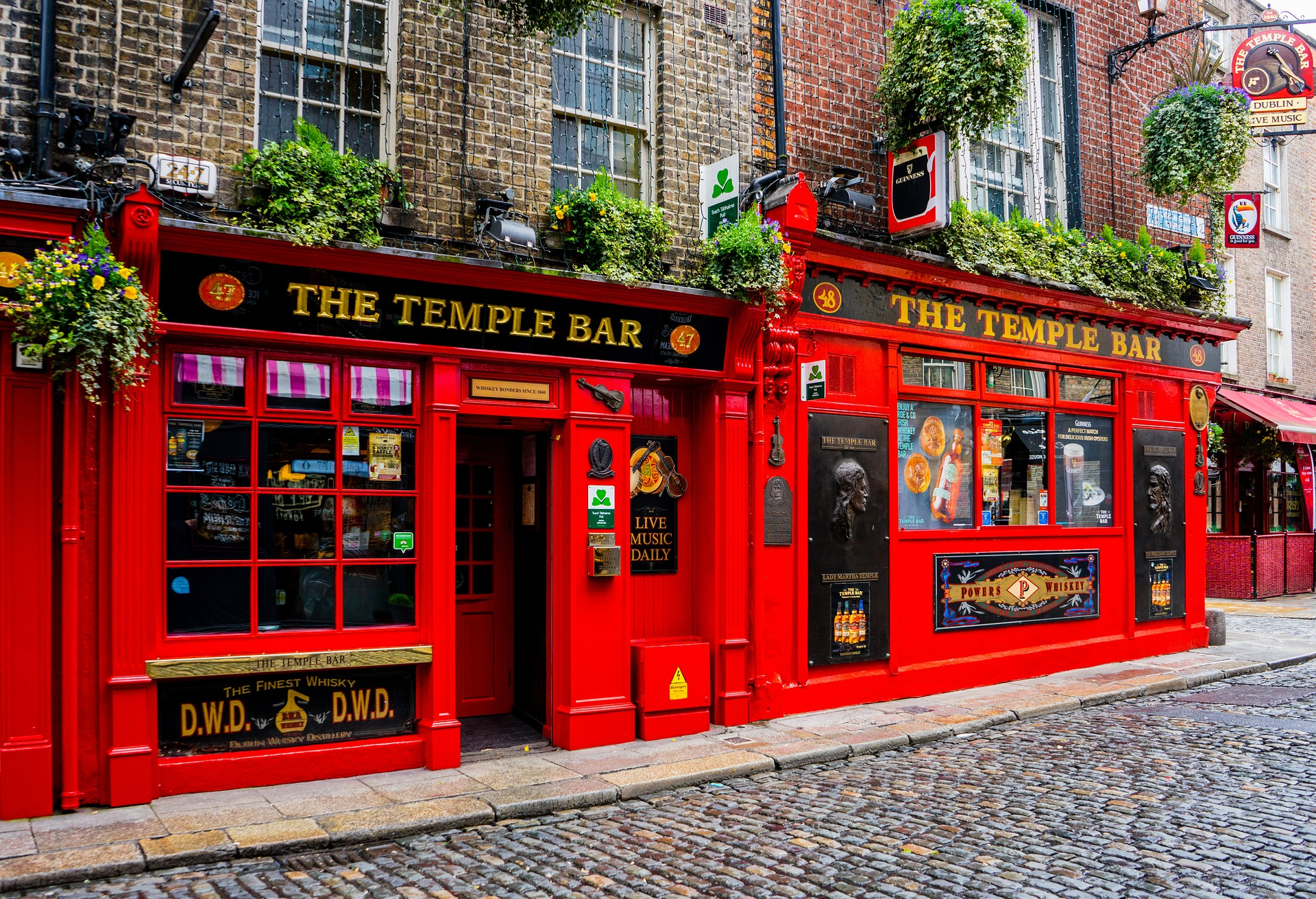 Dublin | camperreis TME