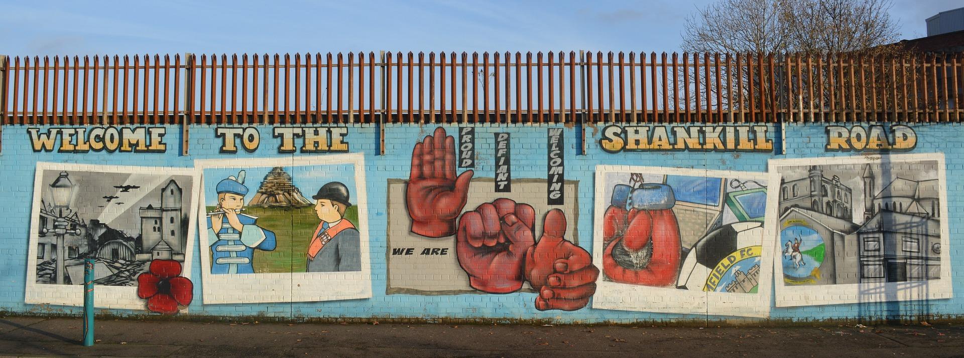 Belfast: met de camper naar Ierland TME