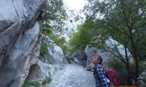 wandelen kampeerreizen TME