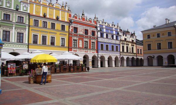 Polen | zamosc